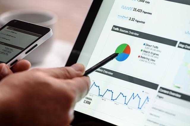 Analyse: Wie viele Besucher auf der Website hat mein Wettbewerber?