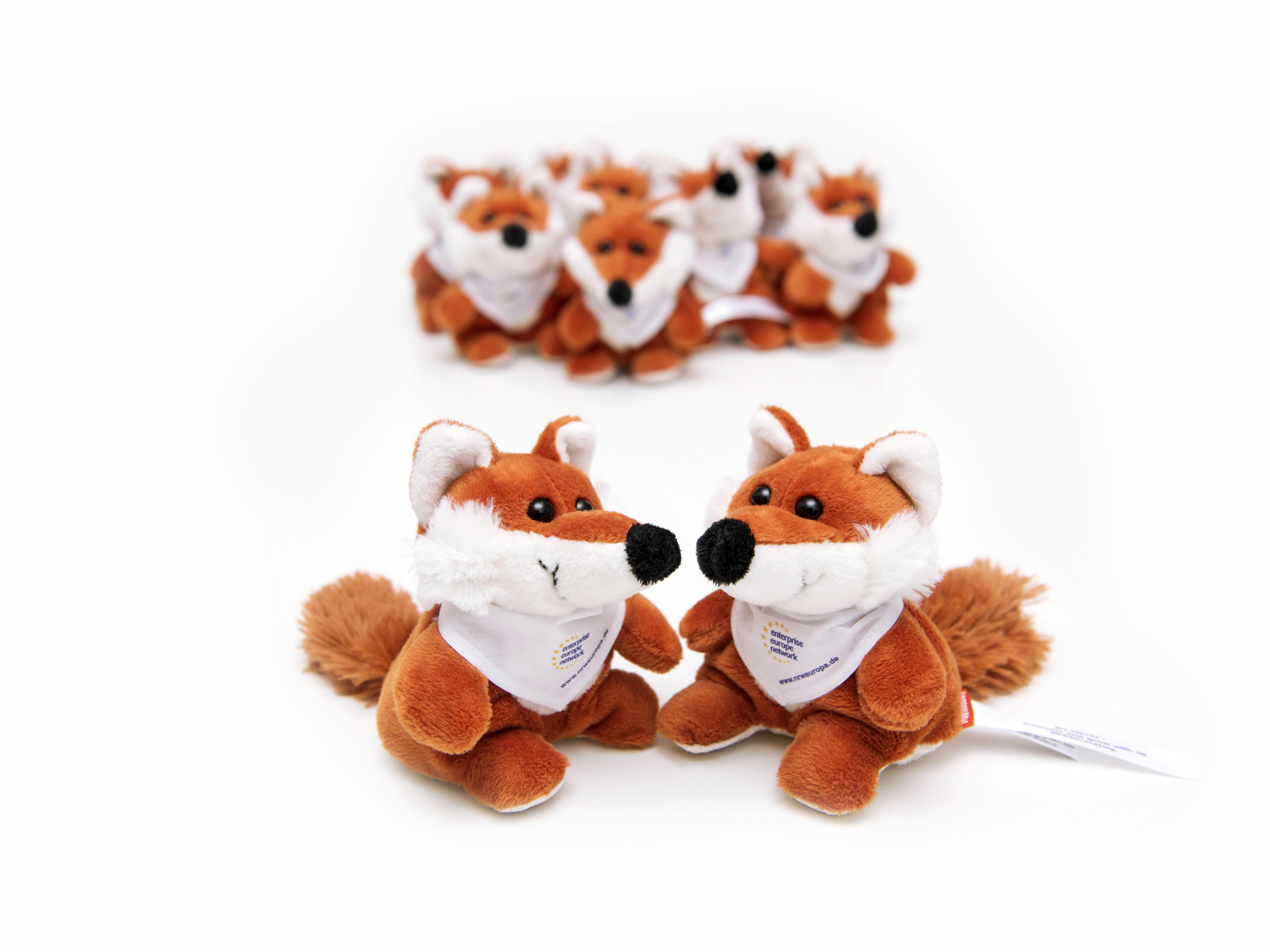 #BeACleverFox – die Geschichte, wie ein kleiner Stoff-Fuchs zum Mittelpunkt einer Social-Media-Kampagne wurde.