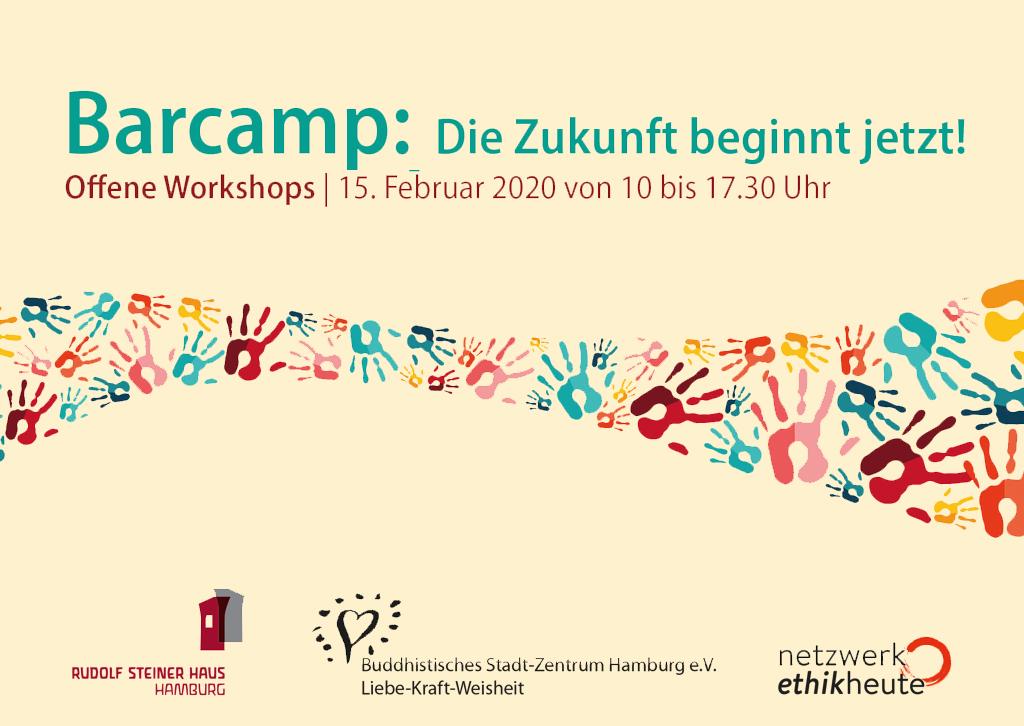 #Barcamp am 15. Februar in Hamburg: Ethik heute – die Zukunft beginnt jetzt