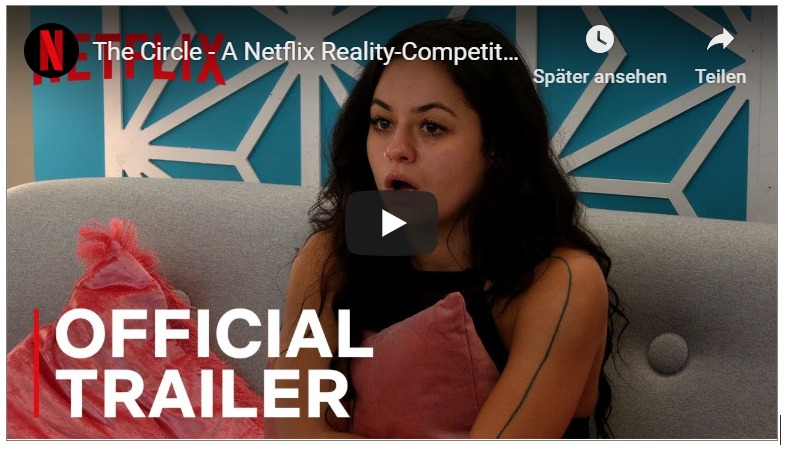 "Social Media und Authentizität – ""The Circle"" Reality Serie bei Netflix"