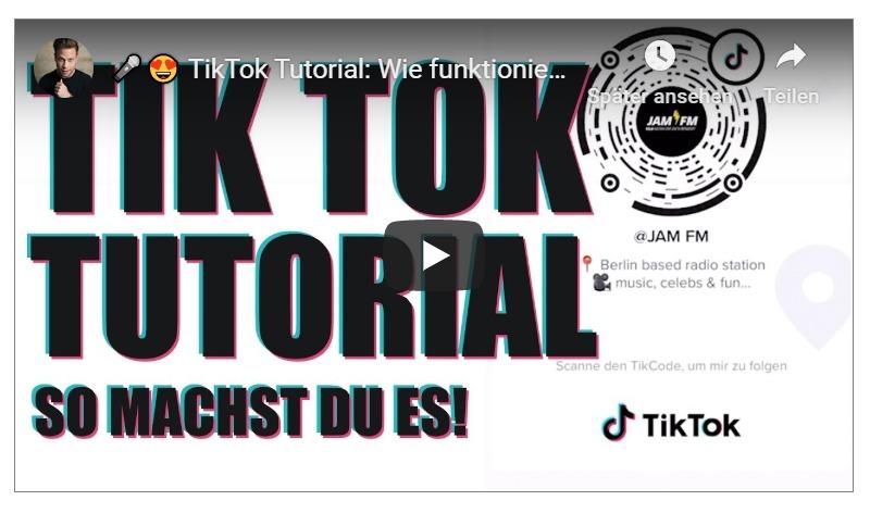 Unterschied zwischen TikTok und Instagram – mit YouTube-Anleitung