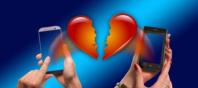 Studie: Sind Trennungen heute besonders schwer, weil es soziale Medien gibt?