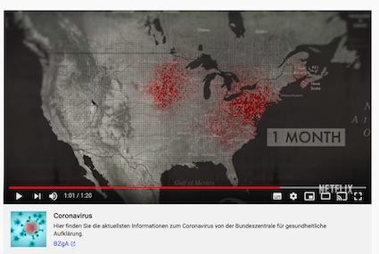 """Empfehlung: Netflix Doku-Serie """"Pandemie"""" von 2020 – Viren, Epidemien, Pandemien"""