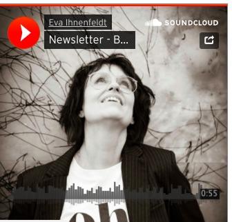 """Podcast Nr. 11 """"Eva's Geständnisse"""": Das Leben ist Kampf"""