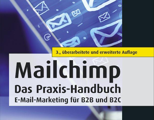 Buch zu Mailchimp: Praktisches Handbuch von Michael Keukert