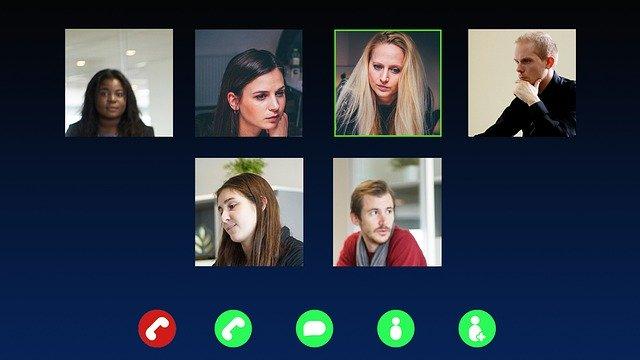 Hintergrundbild bei Videokonferenz ändern: ZOOM, Skype, Google Meet