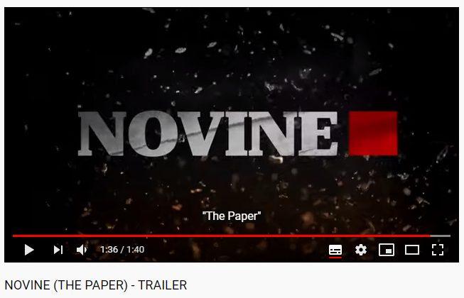 """Kroatische Netflix Serie """"The Paper"""": Die Zukunft der Presse?"""