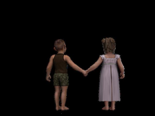 """Einzelkinder und ihre """"In-mir-drin-sein"""" Welten"""