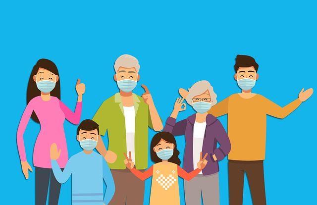 Mein persönliches Fazit zu Corona: Weltweite Familienaufstellung?