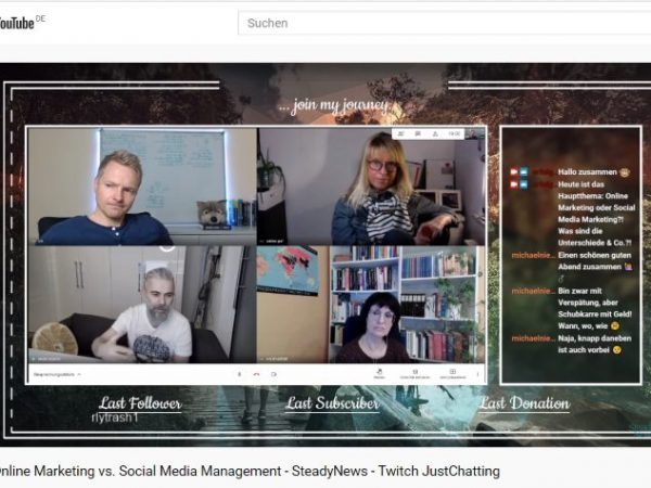 YouTube: Social Media- oder Online-Marketing-Manager? Jobs, Angebote und Konditionen