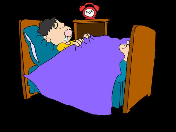 5 Tipps: Nachts aufwachen und nicht mehr einschlafen können