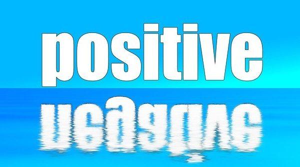 Tipp für ein gutes Leben: Ein Minus in ein Plus verwandeln