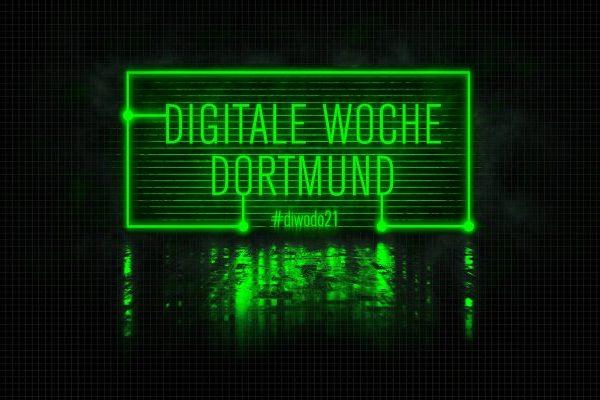 08. bis 12.11.21: Digitale Woche Dortmund mit Blick auf die Zukunft